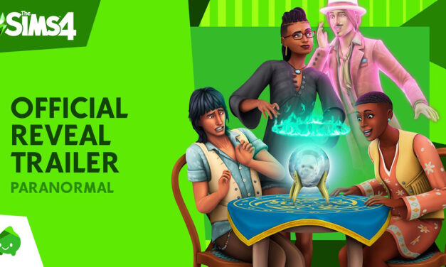 THE SIMS 4 Paranormal Stuff Pack Trailer Makes A Ghostly Appearance