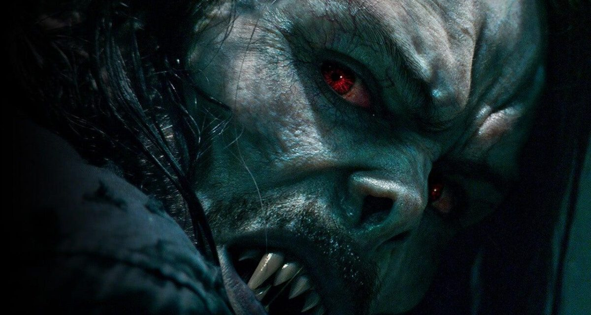 Sony Delays MORBIUS Release to Fall 2021