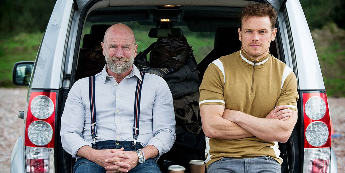 Get Ready for Road Trip Fun Sans Pants With MEN IN KILTS Trailer