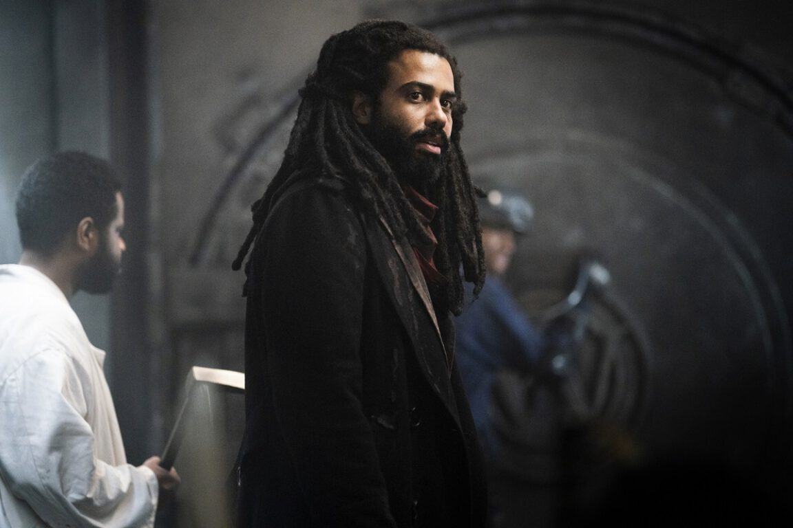 Still of Daveed Diggs as Andre Layton in Snowpiercer.