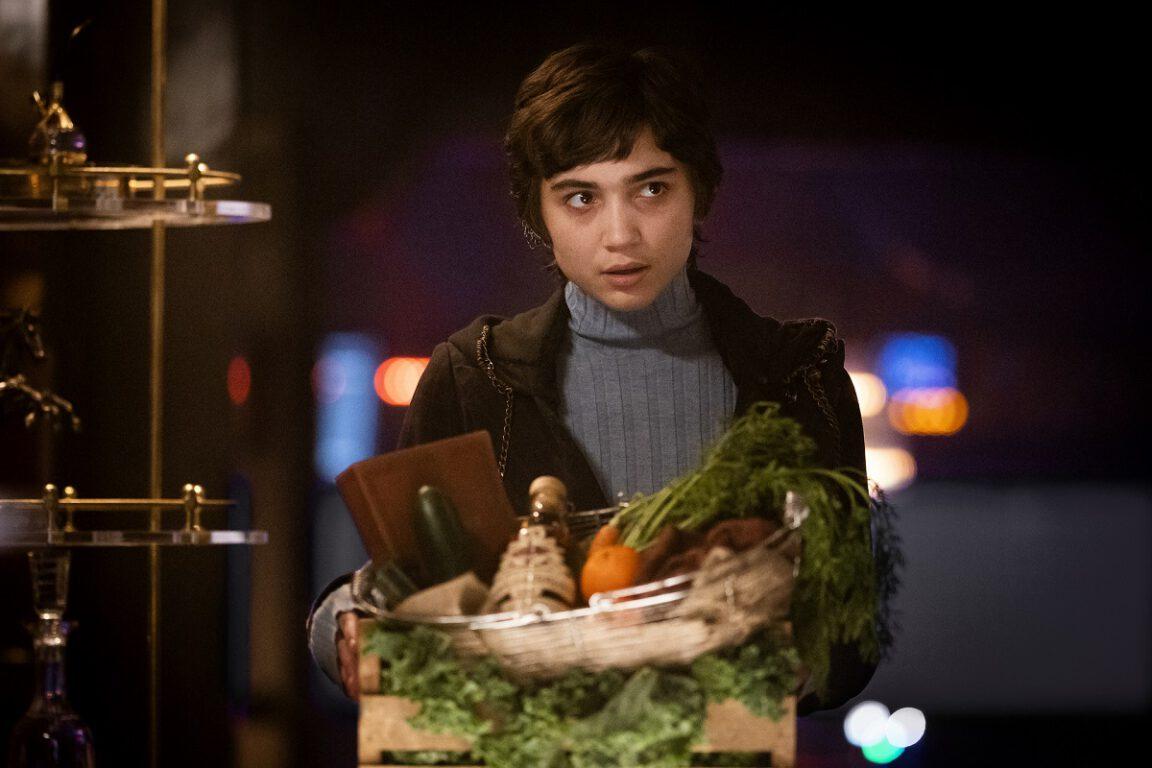 Still of Rowan Blanchard as Alexandra Cavill.