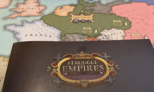 STRUGGLE OF EMPIRES DELUXE Tutorial Series
