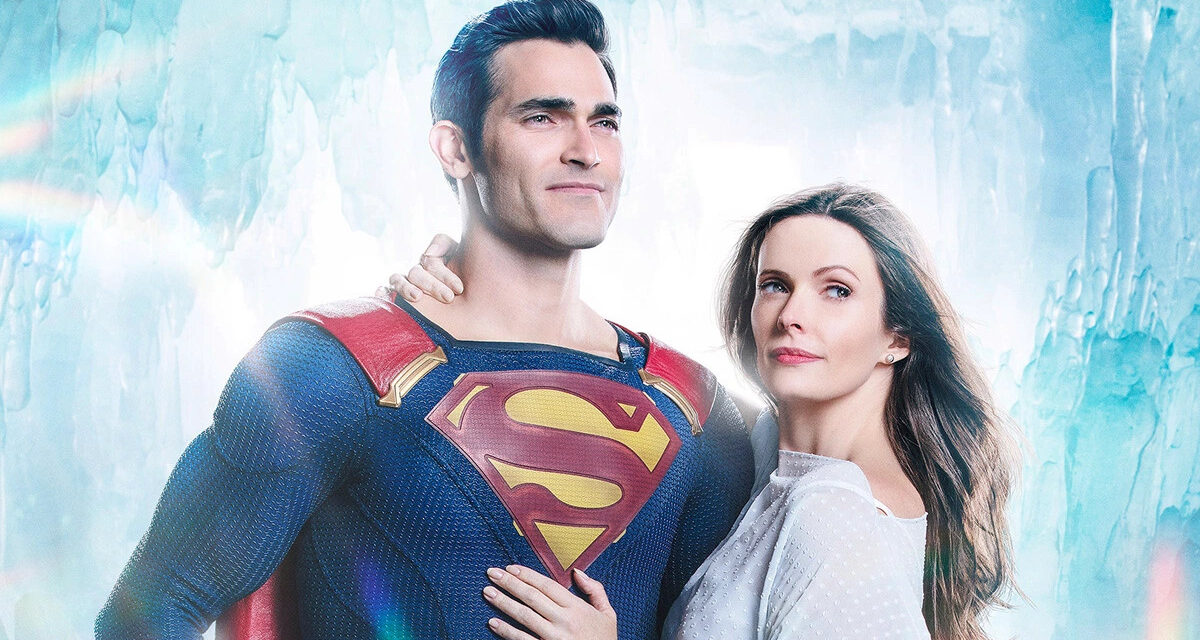 SUPERMAN AND LOIS Returns to Smallville in New Trailer