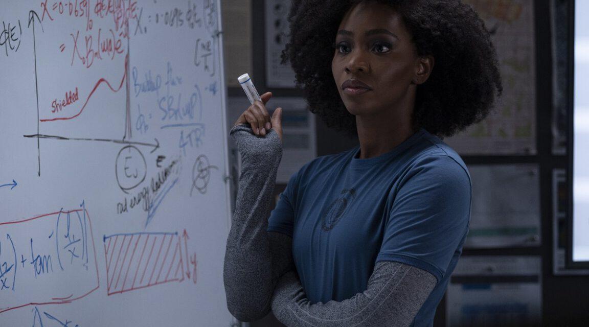 Geek Girl Authority Crush of the Week: MONICA RAMBEAU