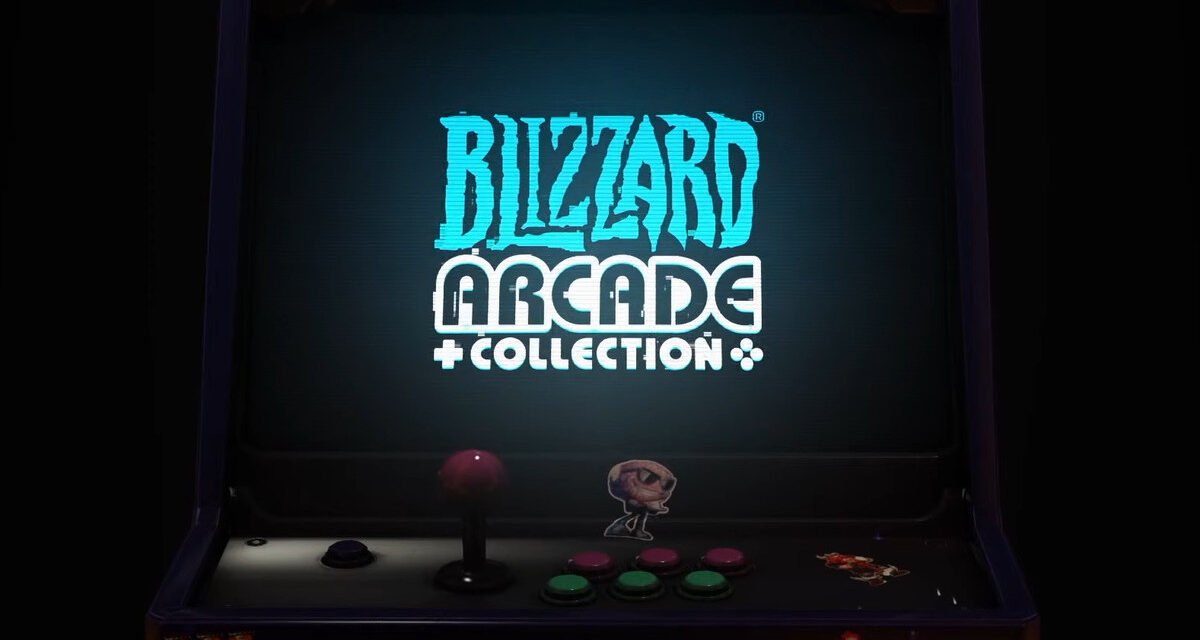 BLIZZCONLINE: Get a Nostalgia Rush With BLIZZARD ARCADE COLLECTION