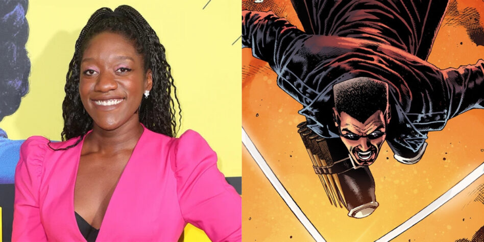 Stacy Osei-Kuffour Joins Marvel's BLADE, THE VAMPIRE SLAYER As Writer