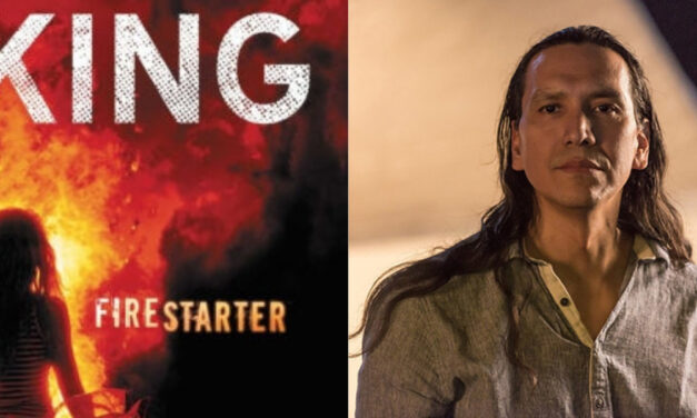 Michael Greyeyes Cast in Remake of FIRESTARTER