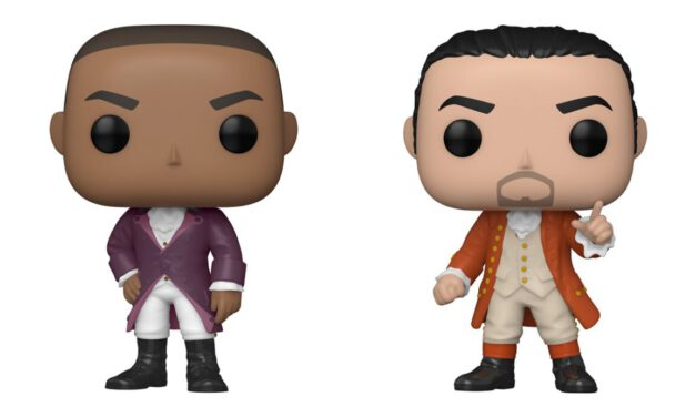 EW Releases Exclusive First-Look of HAMILTON Funko Pops