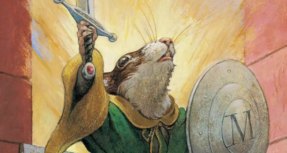 REDWALL Animated Film and TV Series Coming to Netflix