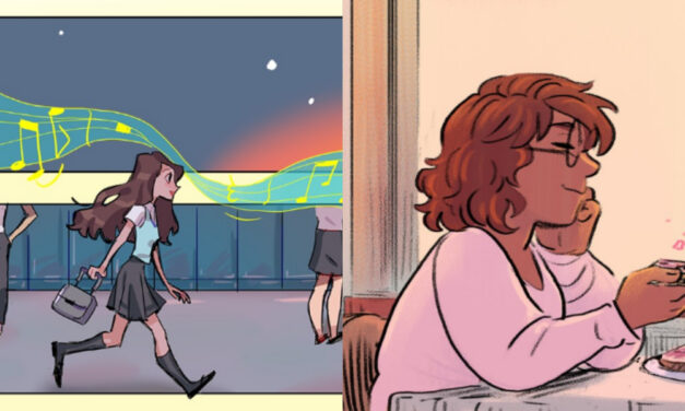 Saturday Morning Webtoons: BRASS & SASS and CRUMBS