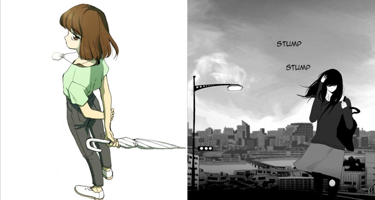 Saturday Morning Webtoons: WITCH HUNT and ANNARASUMANARA