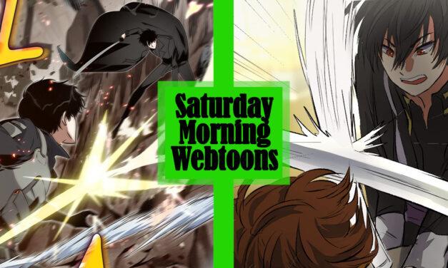 Saturday Morning Webtoons: OMNISCIENT READER and DEOR