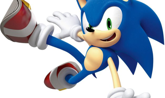 SONIC THE HEDGEHOG Series in Development for Netflix