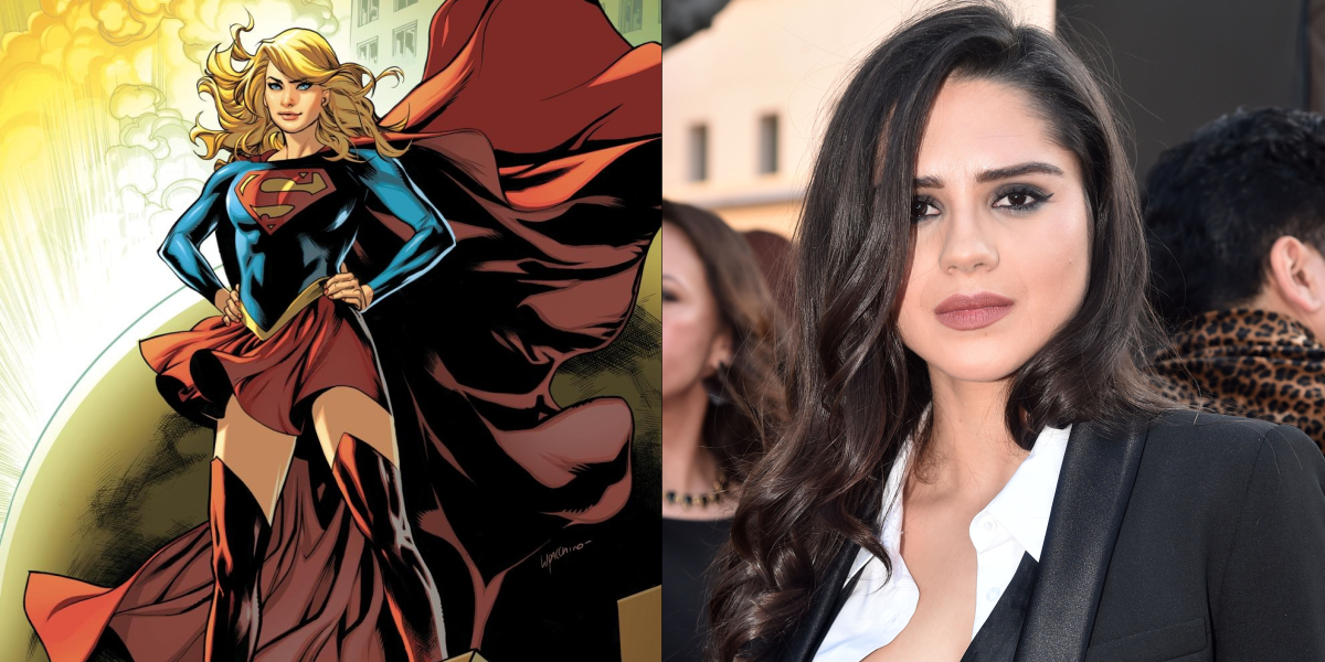 Sasha Calle Is DC's New Supergirl in THE FLASH Film