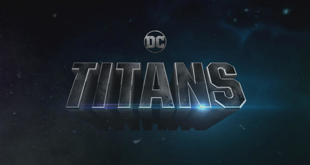 Blackfire Dons Her New Suit for DC TITANS First Look