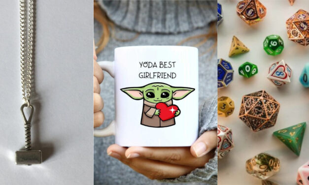 Nerdy Gifts for Valentine's Day That Your Partner Will Love