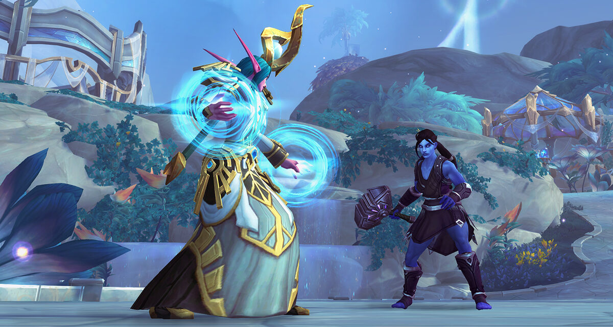 5 Things To Do Right Now in WORLD OF WARCRAFT: SHADOWLANDS