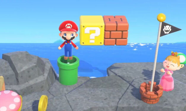 Nintendo Direct Announces SUPER MARIO BROS Update for ANIMAL CROSSING: NEW HORIZONS