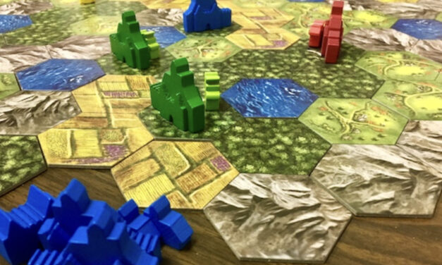 BARONY Board Game – Playthrough and Review