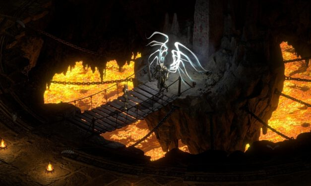 BLIZZCONLINE: DIABLO II: RESURRECTED Updates Visuals but Stays True to Original Game