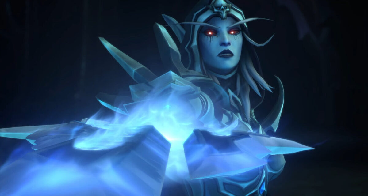 BLIZZCONLINE: WORLD OF WARCRAFT: SHADOWLANDS Unveils First Major Content Patch