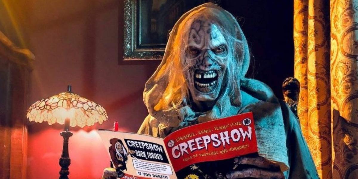 CREEPSHOW Gets a Season 3 Renewal Ahead of ts Season 2 Premiere