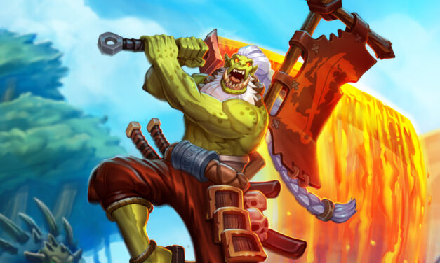 BLIZZCONLINE: HEARTHSTONE Unveils Plans for Year of the Gryphon