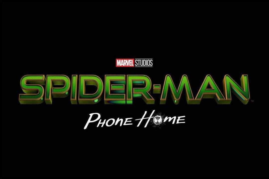 Tom Holland makes a fake title for the third Spider-Man film.