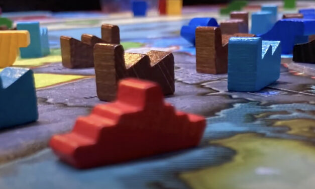 IMPERIAL Board Game Video Series