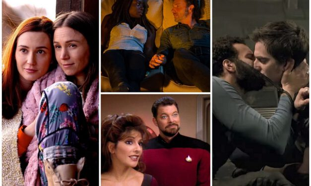 GGA's Top 10 Couples in Film and TV
