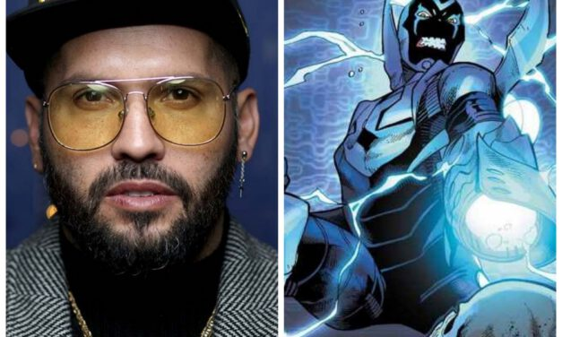 DC's BLUE BEETLE Finds Its Director in Angel Manuel Soto