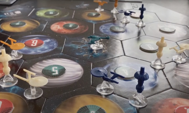Star Trek: Catan – Unboxing and Setup