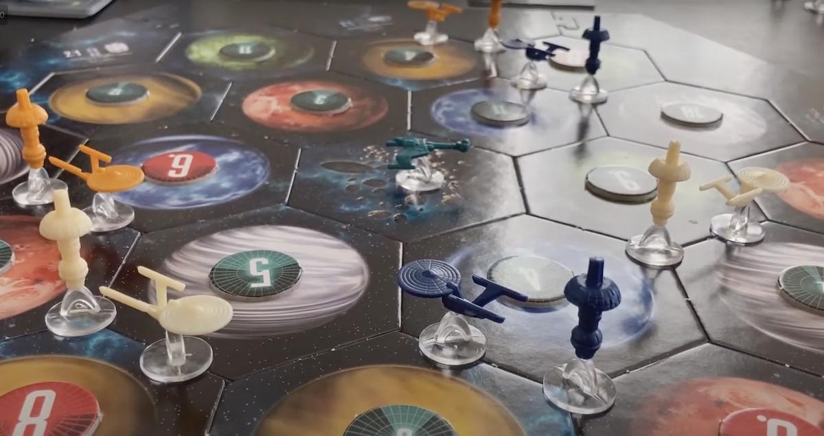 Star Trek: Catan – Unboxing and Setup