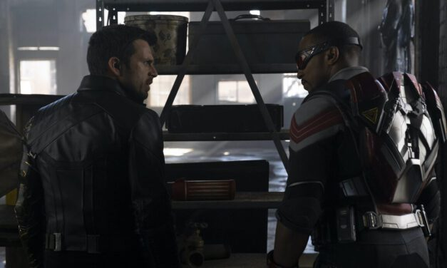 New FALCON AND THE WINTER SOLDIER Clips Reveal Dynamic Between Our Heroes