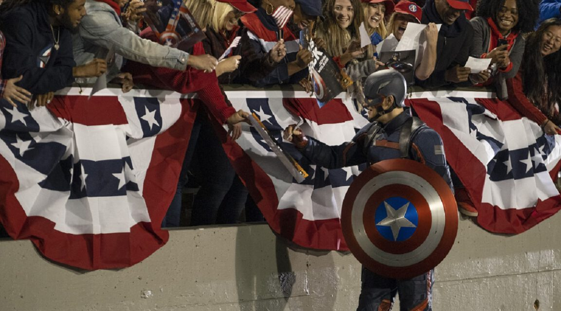 THE FALCON AND THE WINTER SOLDIER Recap: (S01E02) The Star-Spangled Man