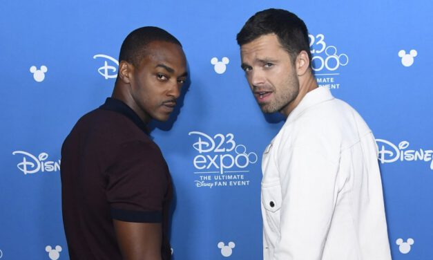 Anthony Mackie and Sebastian Stan Hilariously Test Their Friendship Knowledge in Bustle Interview
