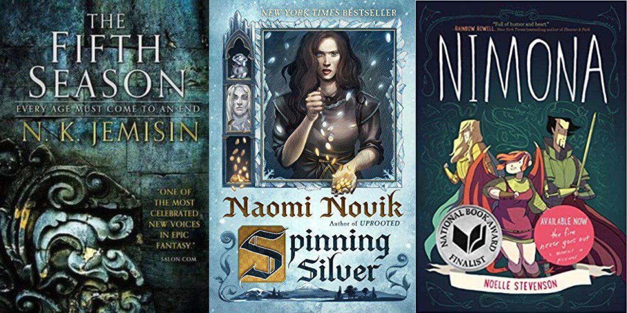 Our Favorite Literary Anti-Heroines