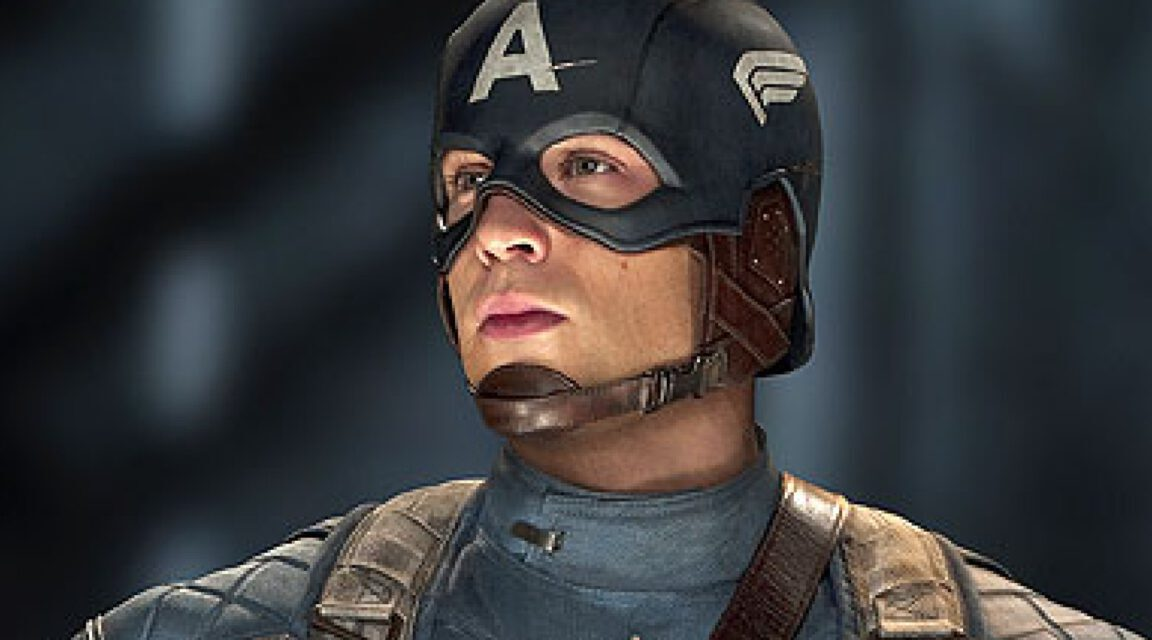 Chris Evans Posted a CAPTAIN AMERICA Video and It's the Best