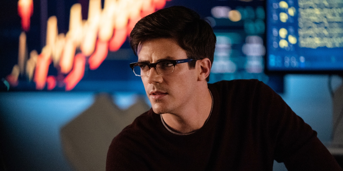 Barry channels his inner Wells on The Flash