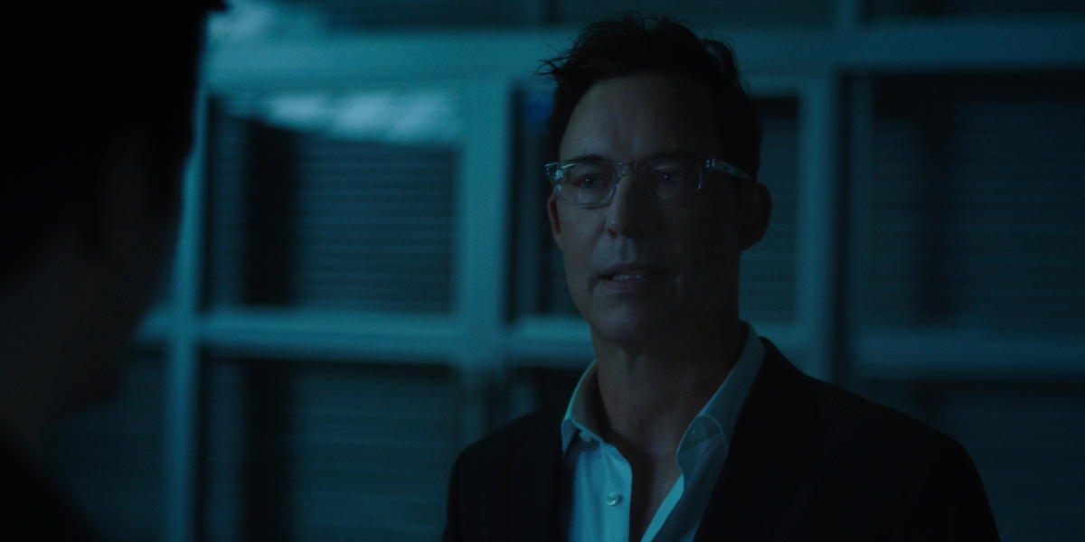 Dr. Harrison Wells returns to The Flash