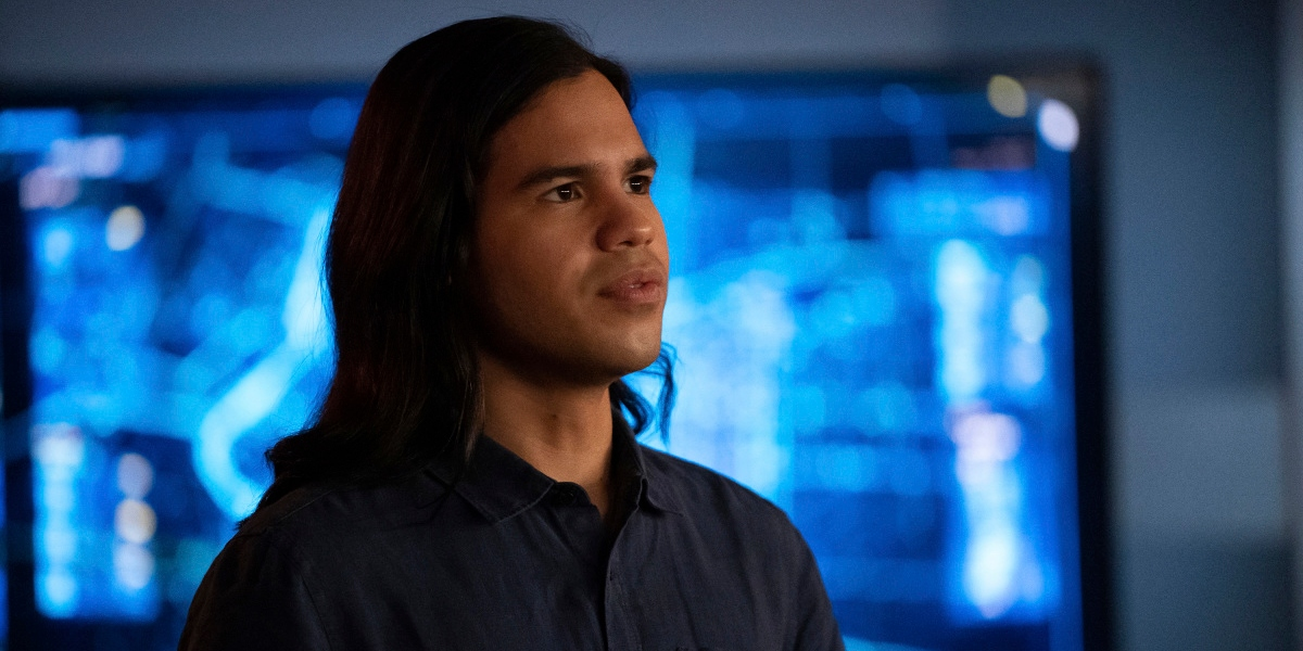 Cisco names the new villain Psych on The Flash