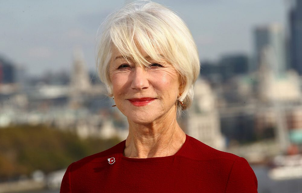 Helen Mirren Tapped to Play Villain in SHAZAM: FURY OF THE GODS