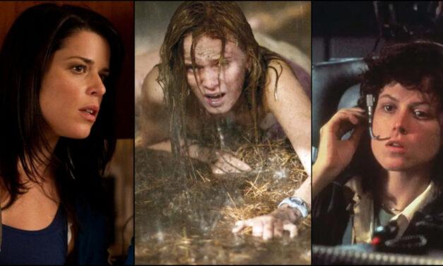 7 of the Best Kick Ass Horror Film Heroines