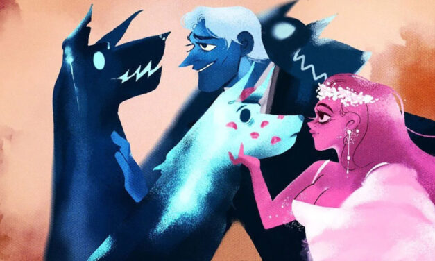 Rachel Smythe's LORE OLYMPUS Is Becoming a Graphic Novel Series