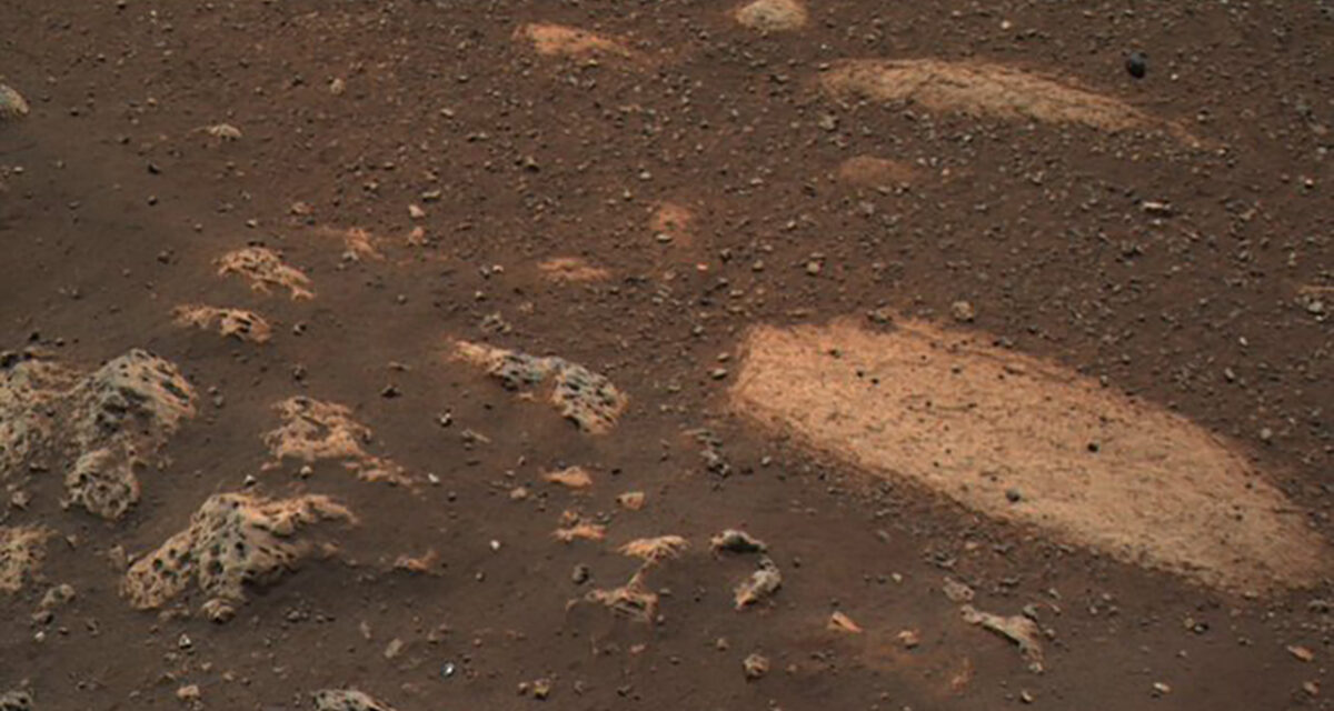 NASA Uses Navajo Language to Name Mars Landmarks