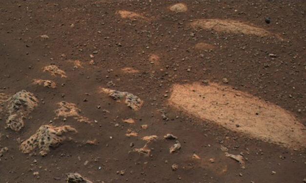 NASA Uses Navajo Language to Name Mars Landmarks