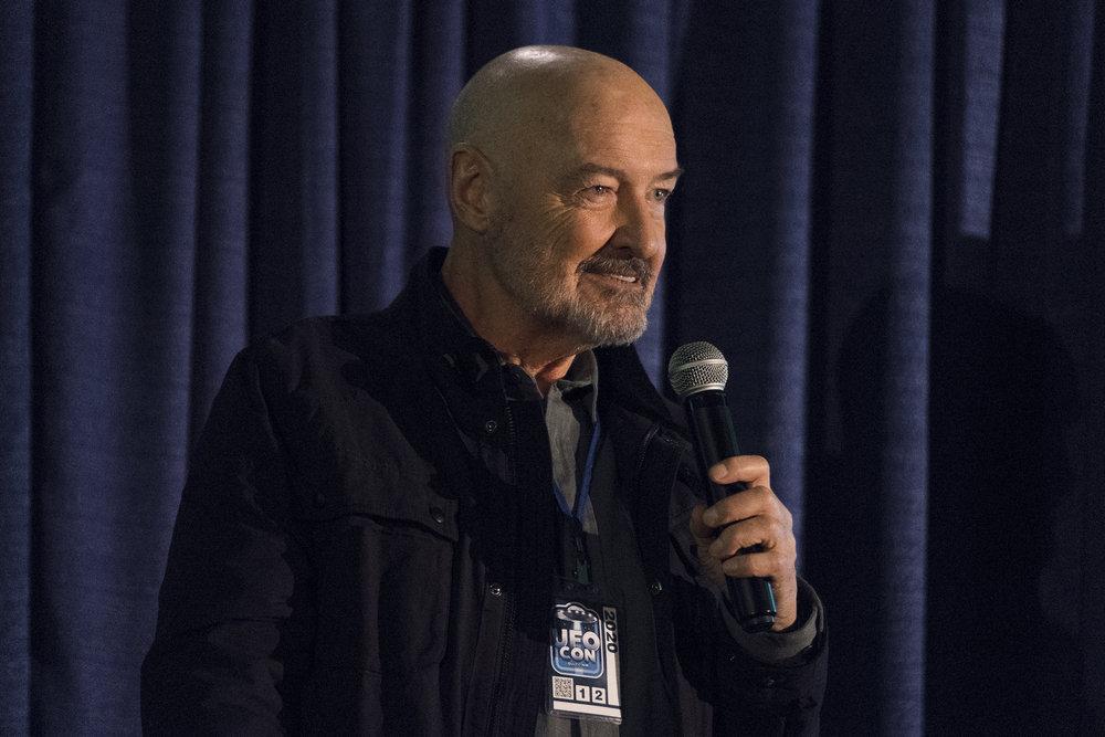"Still of Terry O'Quinn in Resident Alien episode ""Welcome Aliens."""