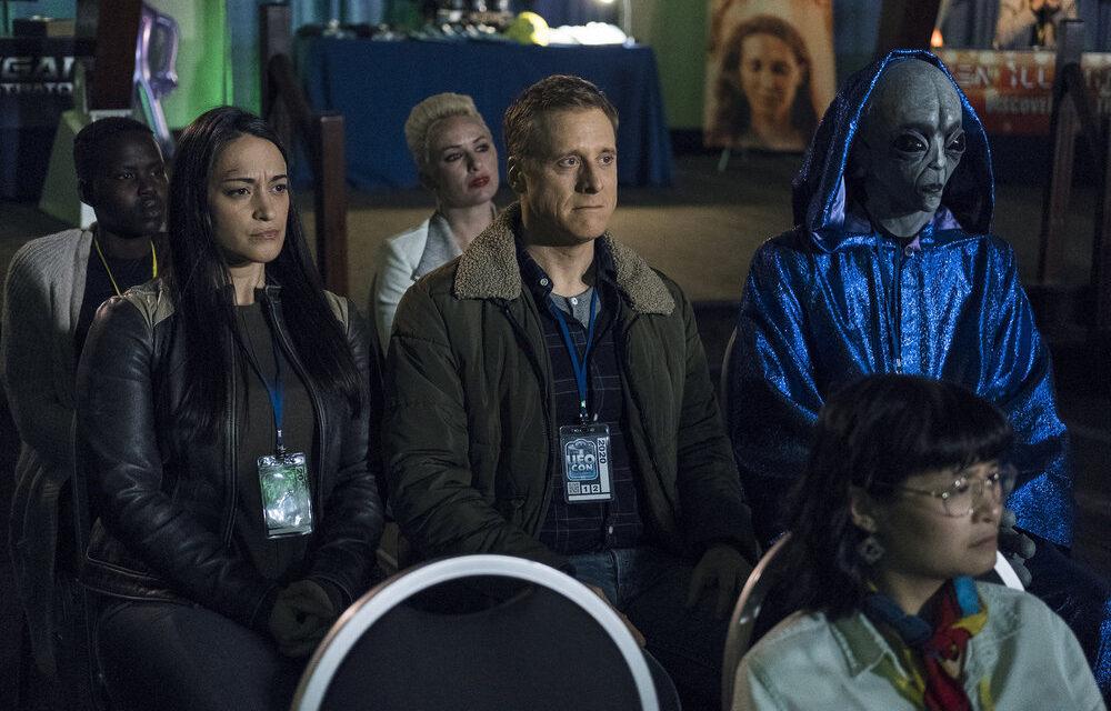 RESIDENT ALIEN Recap: (S01E09) Welcome Aliens