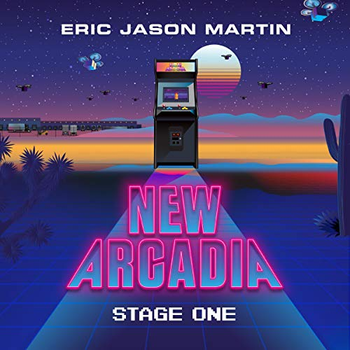 New Arcadia: Stage One book art.