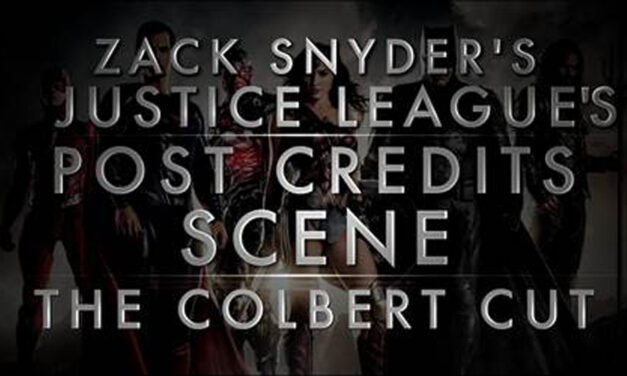 Watch Stephen Colbert Parody THE SNYDER CUT With 'The Colbert Cut'